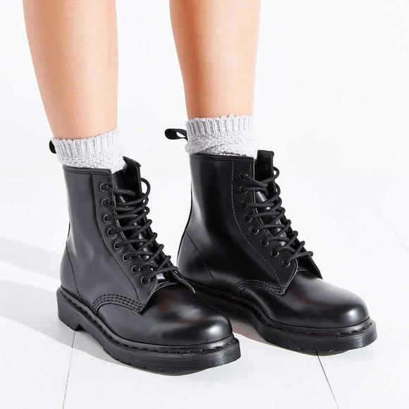 Dr Martens 46 Mono Smooth Boot | Poshmark